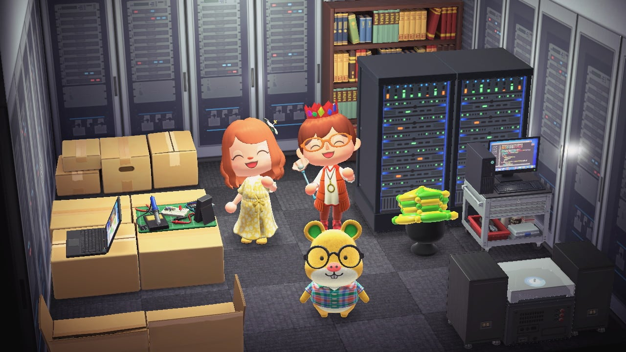 The creators of NookFriends love playing Animal Crossing: New Horizons together